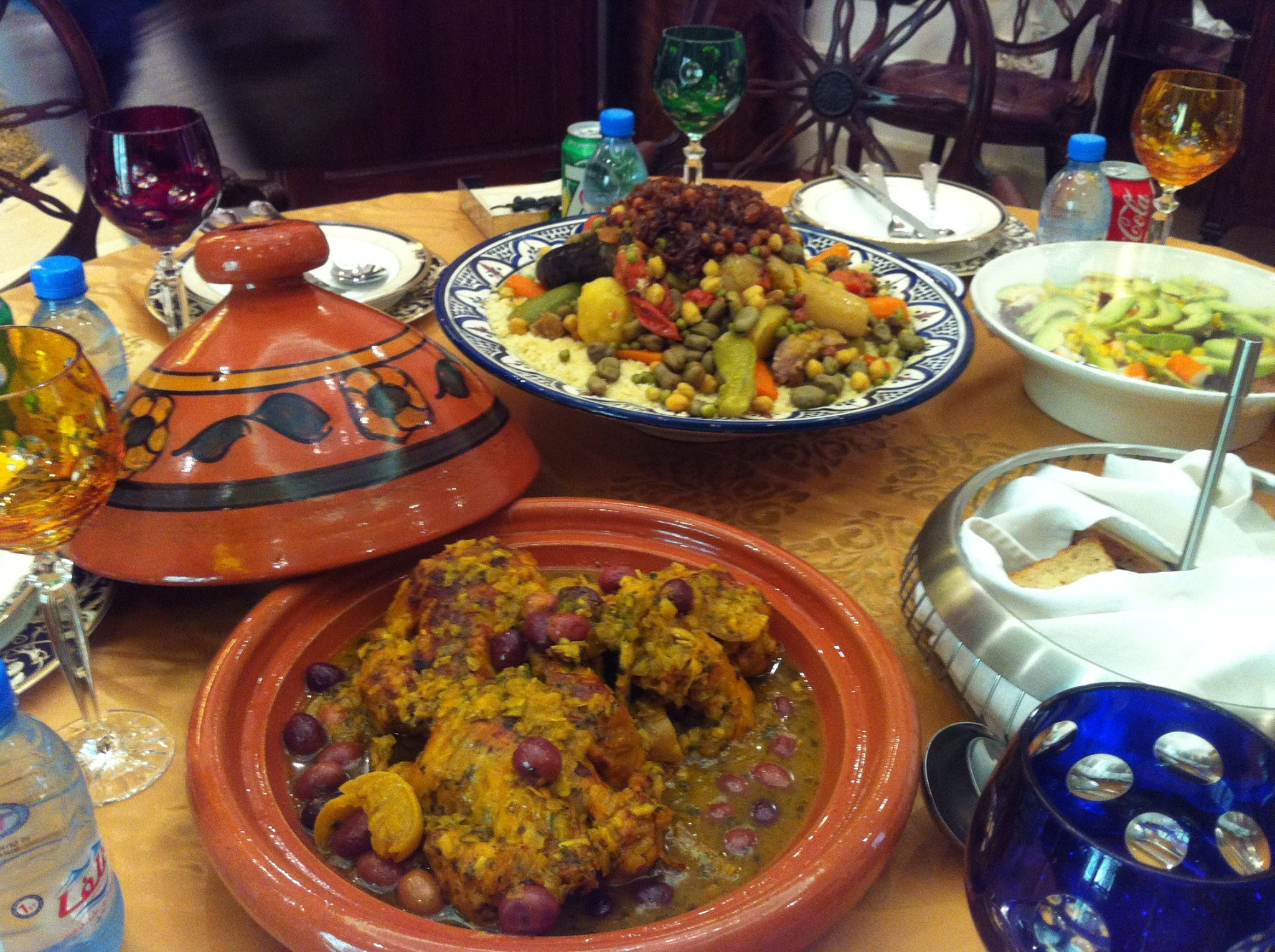 Asma's Chicken Tajine